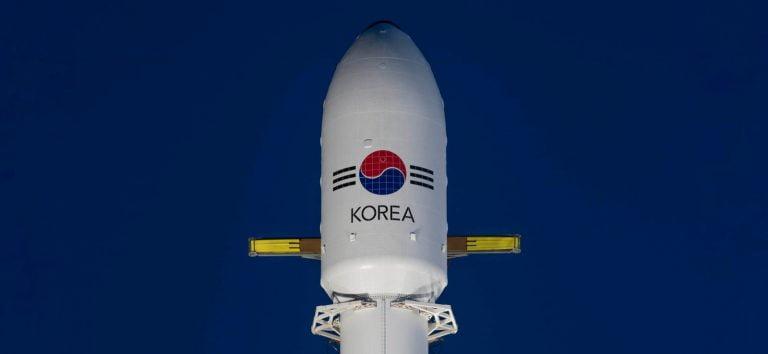 SpaceX, Güney Kore'nin Askeri İletişim Uydusunu Uzaya Yolladı