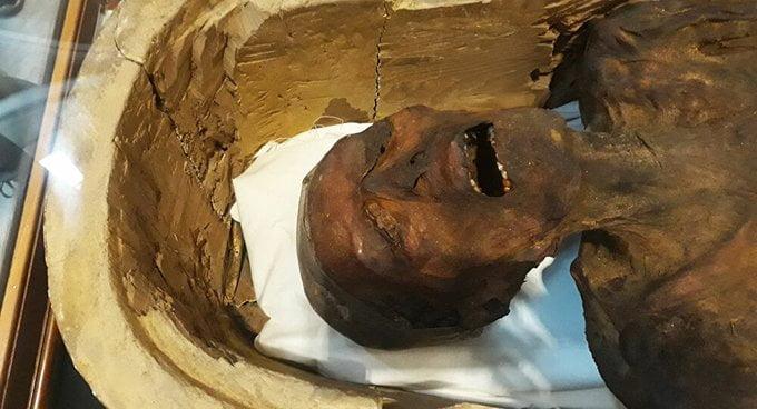 Çığlık Atan Mumyanın Gizemi Çözüldü