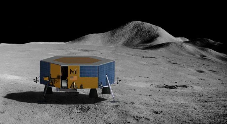 NASA'nın Sponsor Olduğu Ay Görevi SpaceX Roketinde Fırlatılacak