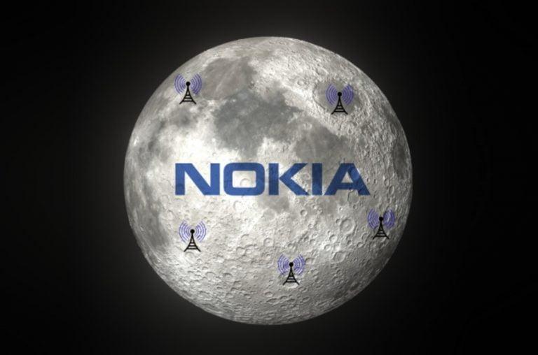 NASA ve Nokia, Ay yüzeyine 4G teknolojisi kuracak