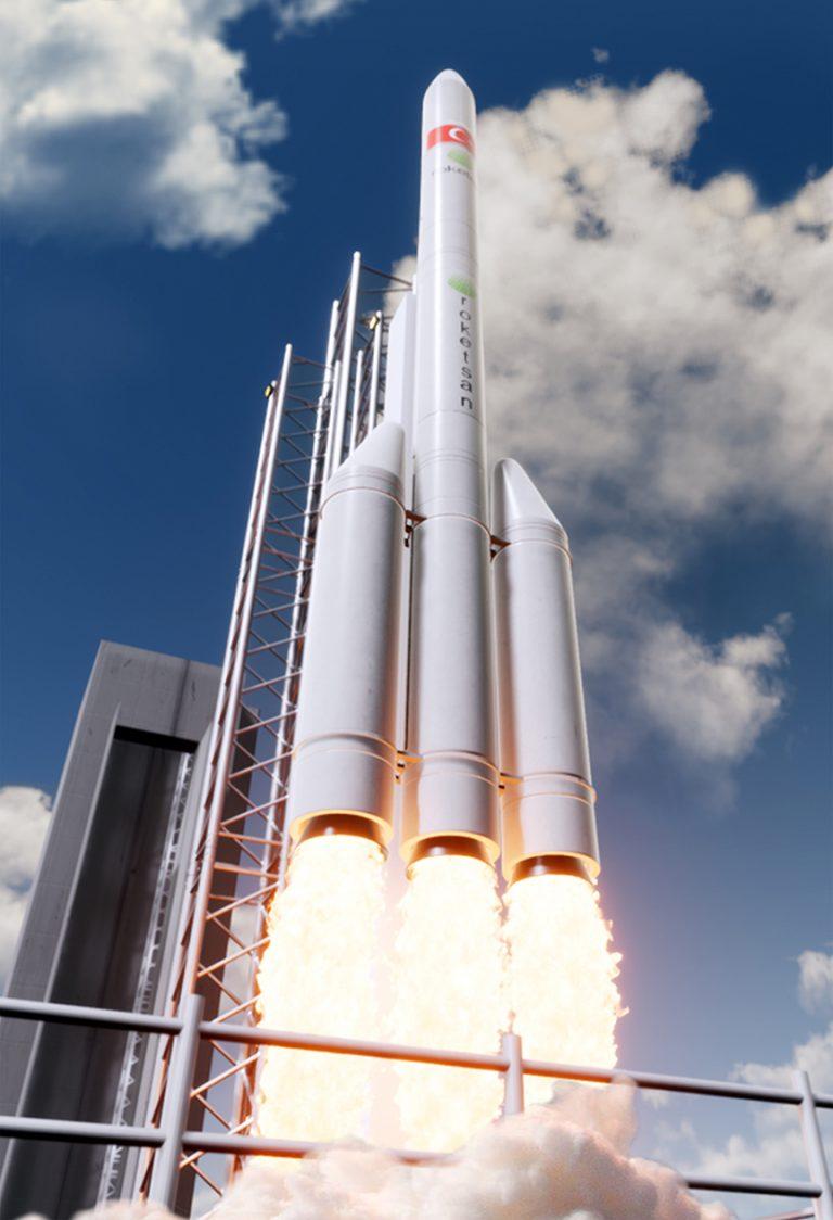 Türkiye'nin uzaya yatırımları artarak devam edecek