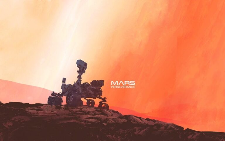 Perseverance Mars'a iniş yaptı