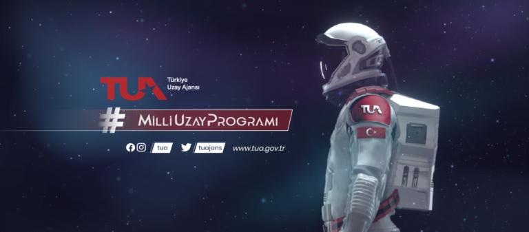 """Türkiye """"Milli Uzay Programı""""nı Tanıttı"""