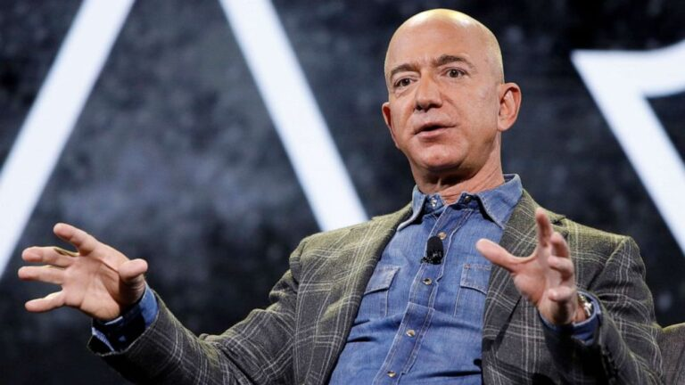 Jeff Bezos Uzaya Çıkıyor